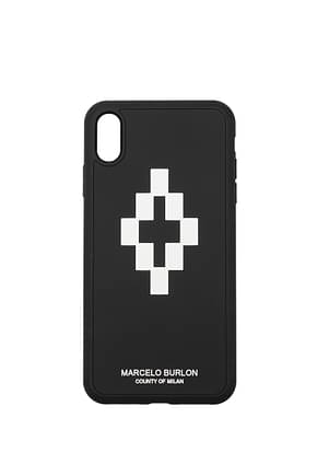 Iphone Taschen Marcelo Burlon iphone xs max Herren