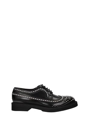 Lace up and Monkstrap Alexander McQueen Men