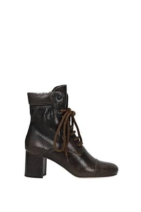 Ankle boots Miu Miu Women