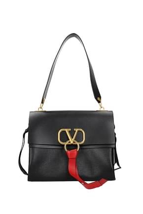 Shoulder bags Valentino Garavani vlogo Women