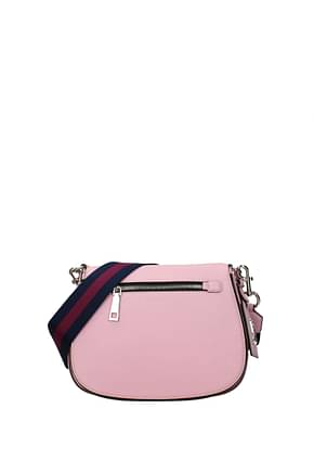 Marc Jacobs Crossbody Bag Women Leather Pink