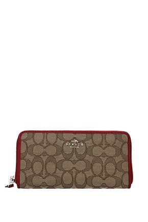 Brieftasche Coach Damen