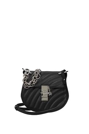 Chloé Shoulder bags Women Leather Black