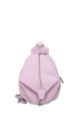 Rebecca Minkoff Backpacks and bumbags Women Leather Violet