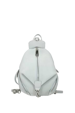 Rebecca Minkoff Backpacks and bumbags Women Leather Gray