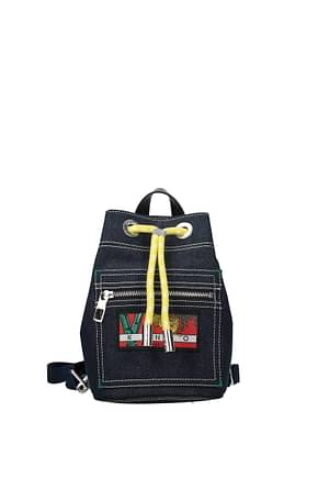 Kenzo Backpacks and bumbags memento collection Women Fabric  Blue
