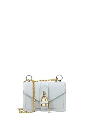 Chloé Crossbody Bag Women Leather Heavenly