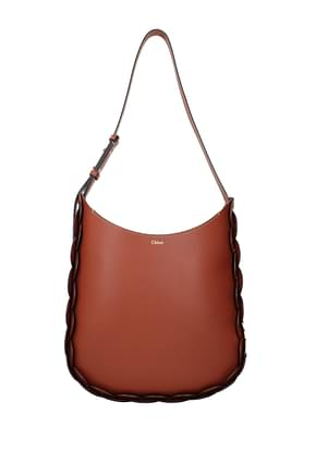 Chloé Crossbody Bag darryl Women Leather Brown