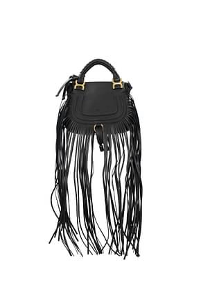 Chloé Handbags Women Leather Black