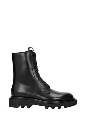 Bottines Givenchy combat Homme