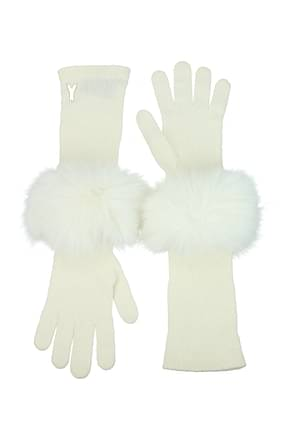 Gloves Saint Laurent Women