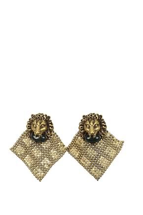 Gucci Earrings Women Metal Gold