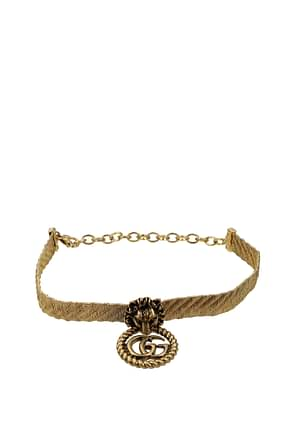 Collares Gucci Mujer