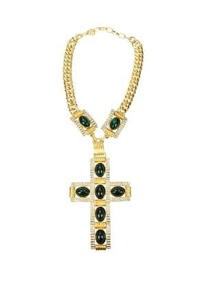 Gucci Necklaces Women Metal Gold