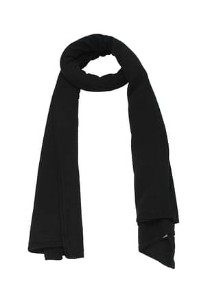 Dondup Scarves Men Wool Black