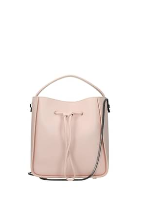 3.1 Phillip Lim Shoulder bags Women Leather Pink