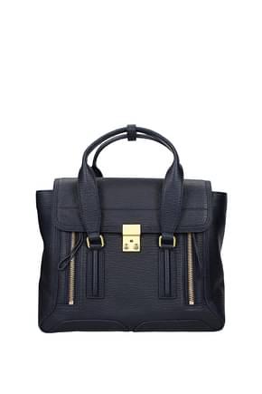 3.1 Phillip Lim Handbags Women Leather Blue
