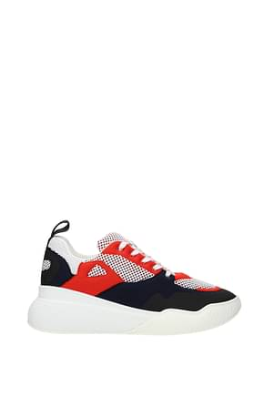 Stella McCartney Sneakers Homme Tissu Multicouleur