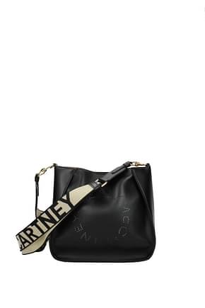 Stella McCartney Crossbody Bag Women Eco Leather Black