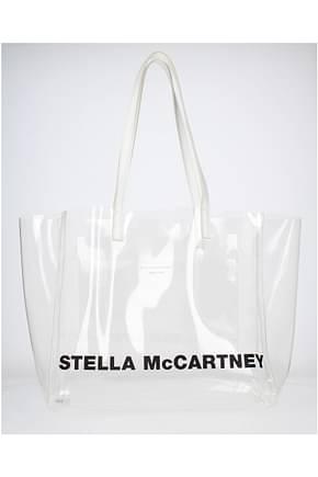 Stella McCartney Shoulder bags Women PVC Transparent White
