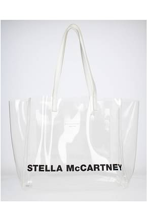 Stella McCartney Shoulder bags Women PVC Transparent White