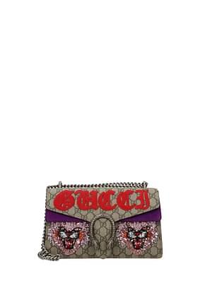 Schultertaschen Gucci Damen