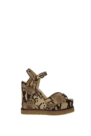 Wedges Celine manon Women