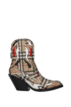 Ankle boots Burberry Women