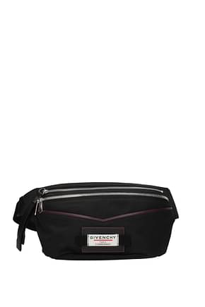 Givenchy Backpack and bumbags downtown Men Fabric  Black