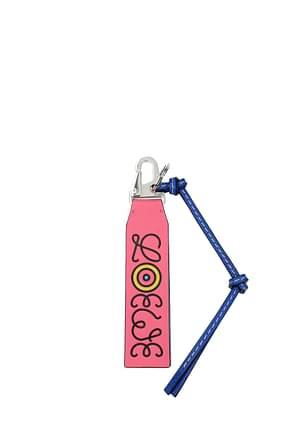 Loewe Key rings Women Leather Pink