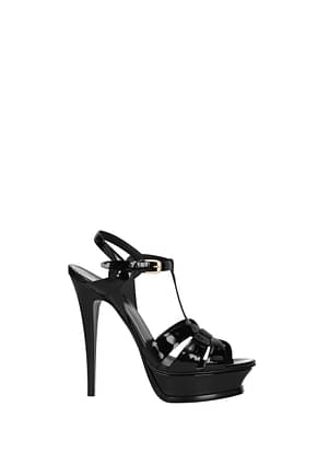 Sandalen Saint Laurent Damen