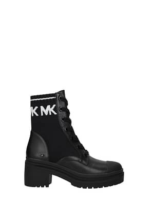 Michael Kors Ankle boots Women Fabric  Black