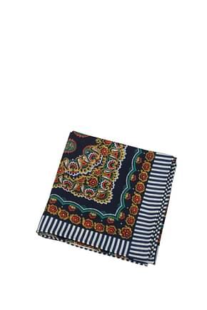 Gucci Foulard Men Wool Multicolor