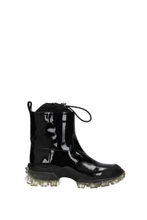 Ankle boots Moncler halma Women