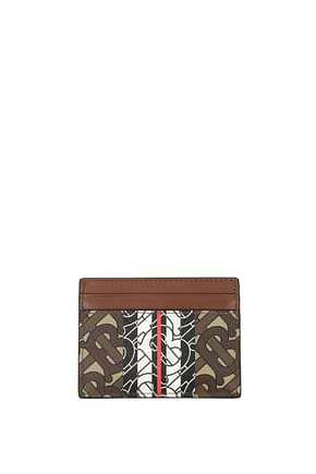 Porte-documents Burberry Femme