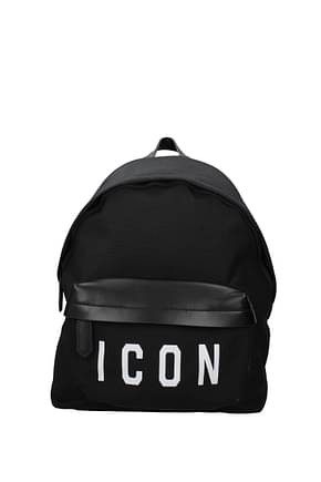 Backpack and bumbags Dsquared2 icon Men