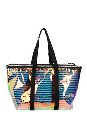 Gum By Gianni Chiarini Shoulder bags Women Plastic Multicolor