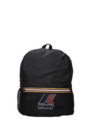 Backpack and bumbags K-Way Men