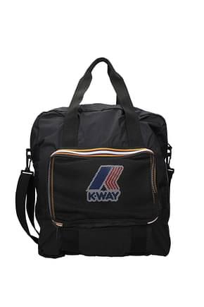 Shoulder bags K-Way le vrai 3.0 violette Men