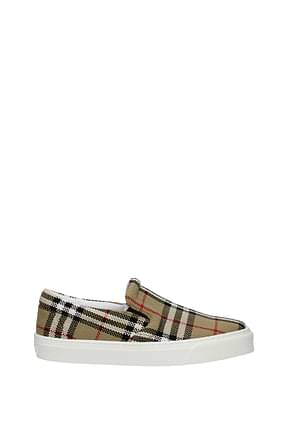 Slip On Burberry mf thompson Uomo