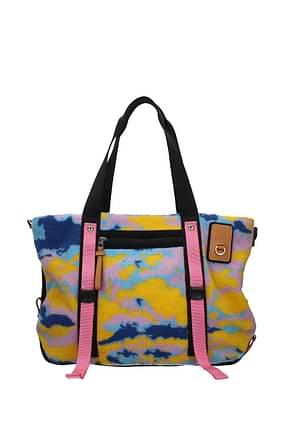 Loewe Reisetaschen Damen Stoff Mehrfarben