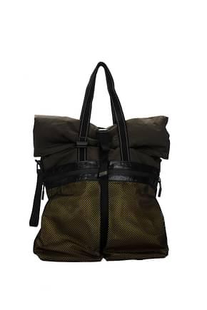 Bottega Veneta Handbags Men Fabric  Green