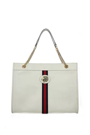 Gucci Shoulder bags Women Leather Beige