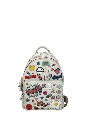 Anya Hindmarch Backpacks and bumbags Women Leather Beige