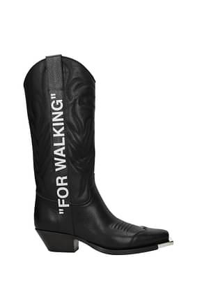 Boots Off-White for walking Women