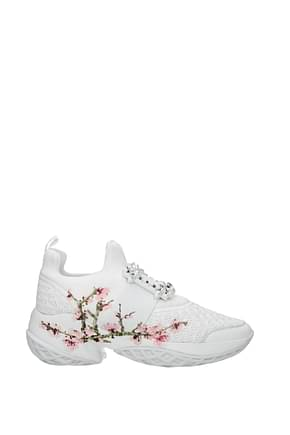 Sneakers Roger Vivier viv run strass Women