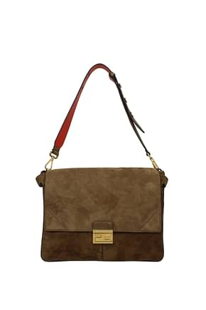 Shoulder bags Fendi kan Women