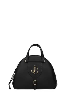 Jimmy Choo Handbags varenne Women Leather Black