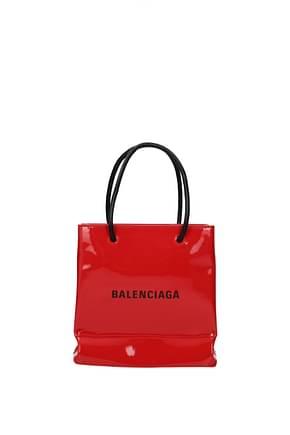 Balenciaga Borse a Mano Donna Vernice Rosso