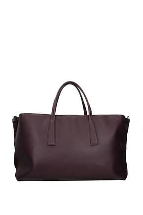 Zanellato Handbags duo l Women Leather Violet